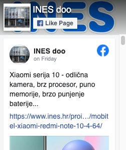 Ines Facebook